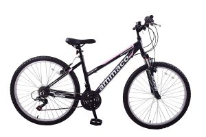Ammaco Snowdon 26 Womens Bike
