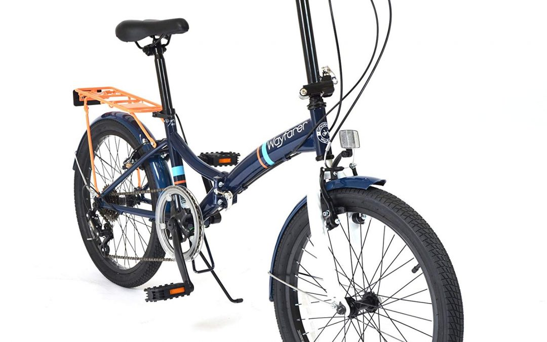 Muddyfox Wayfarer Folding Bike  Review