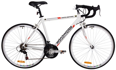 Woodworm Lightning Road Bike Review
