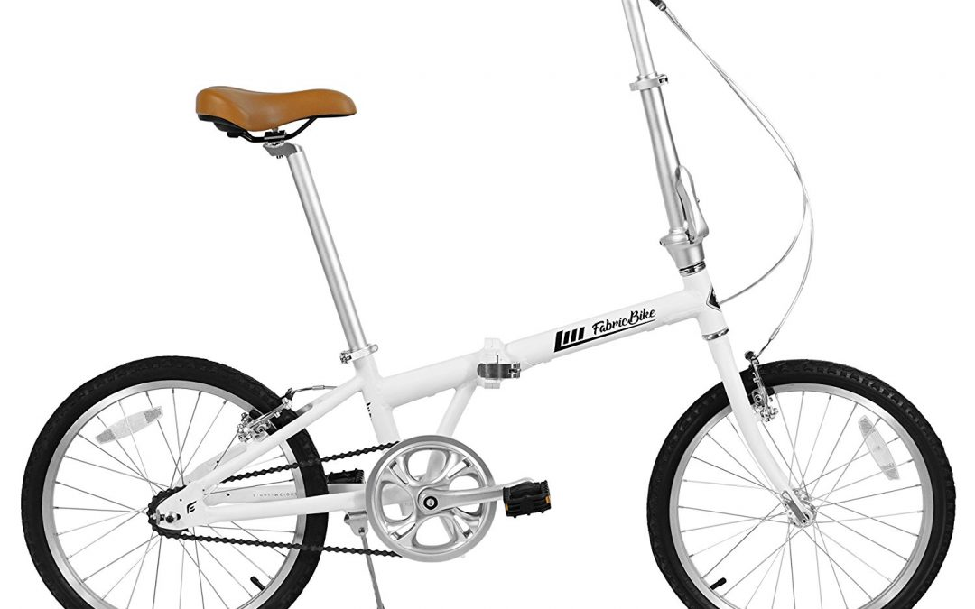 FabricBike Folding Bicycle Review