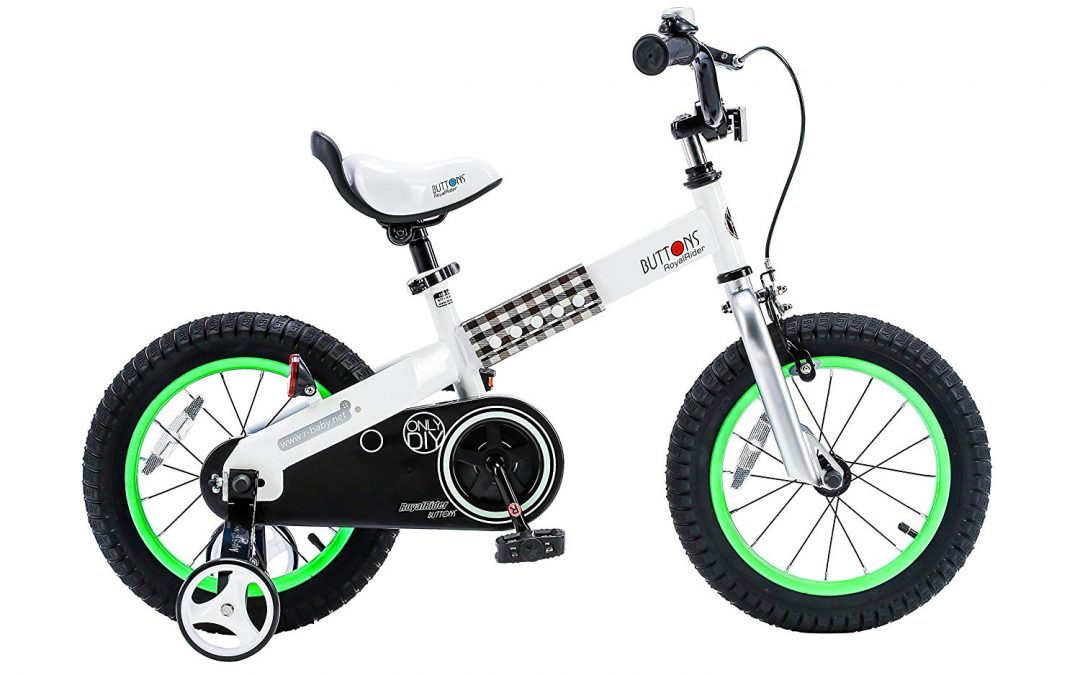 RоуаlBaby Cube Tube Kid's bikes Review