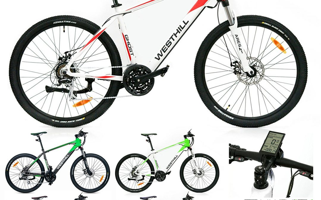 Ghost Electric Bike Review