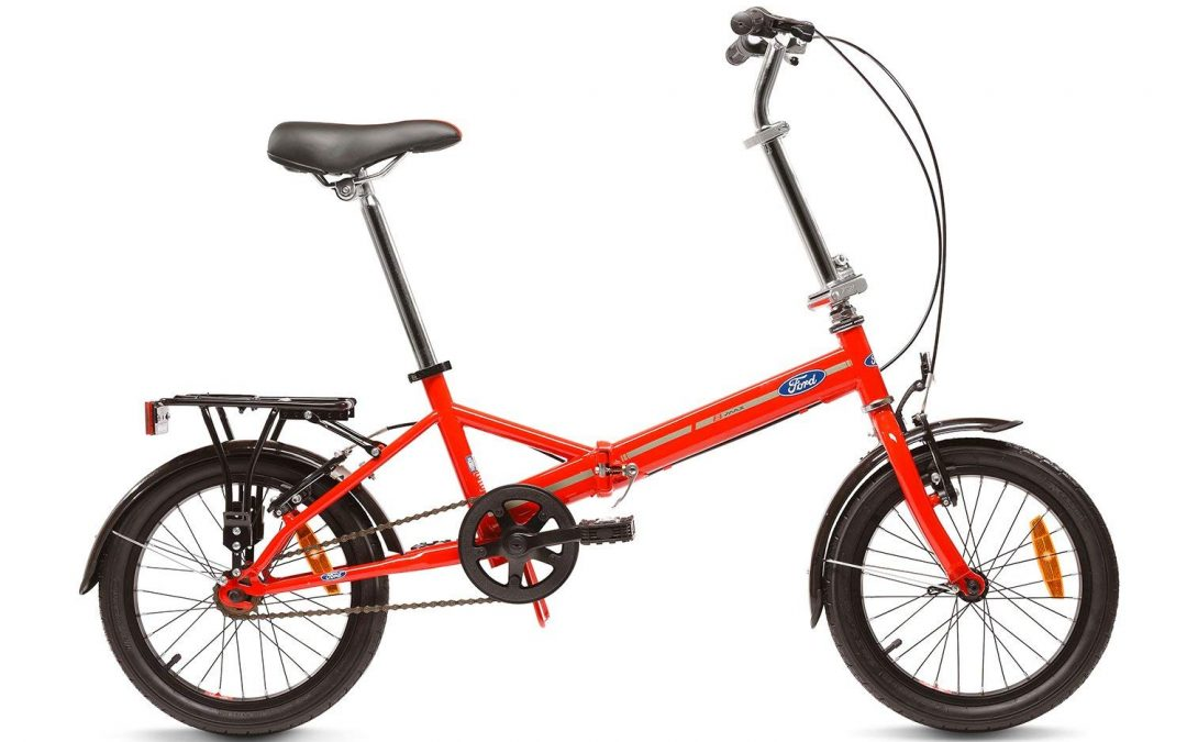 Ford B-Max Unisex Folding Bike Review
