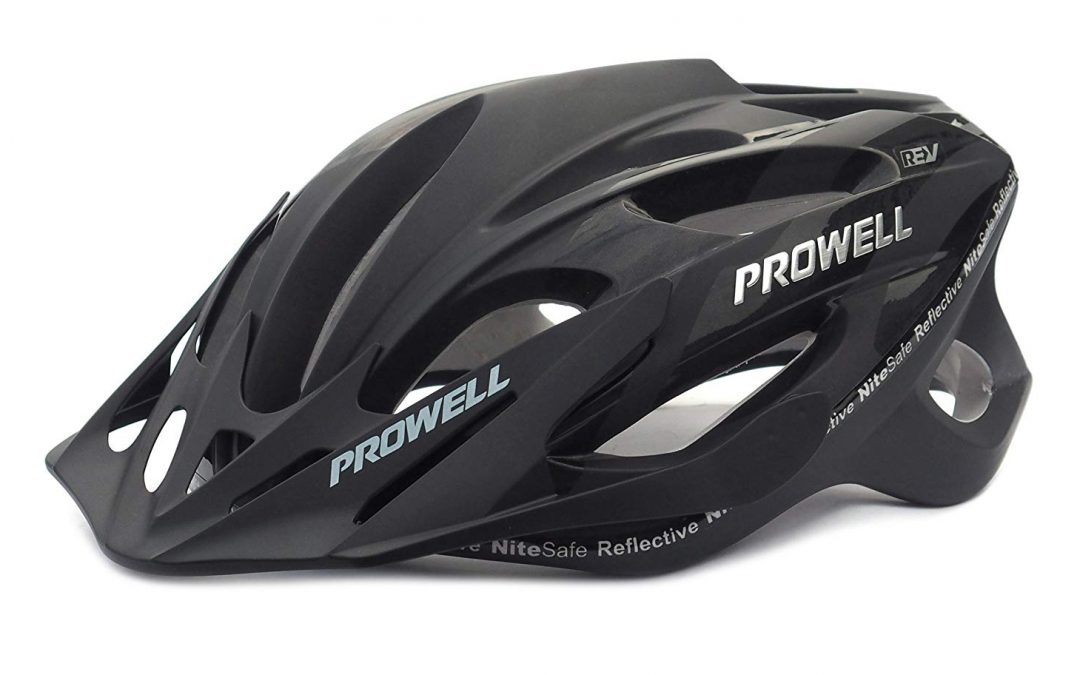 Prowell F59 Cycle Helmet Review