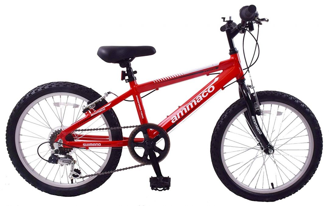 "Ammaco Python 18"" Wheel Boys Kids Mountain Bike  Review"