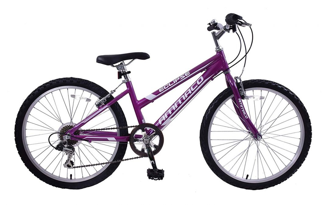 Ammaco Eclipse Girls 24″ Wheel Mountain Bike Review
