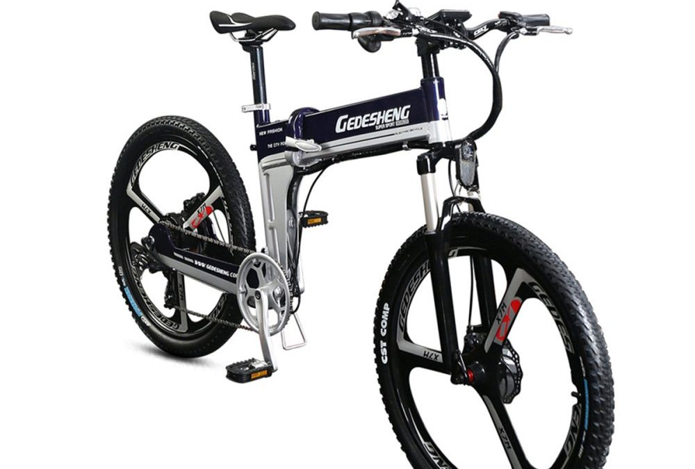 GTYW Electric Folding Bicycle Mountain Bicycle Review