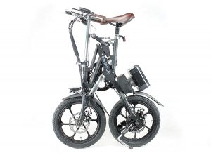 Kwikfold Xite 16 Electric Folding Bike