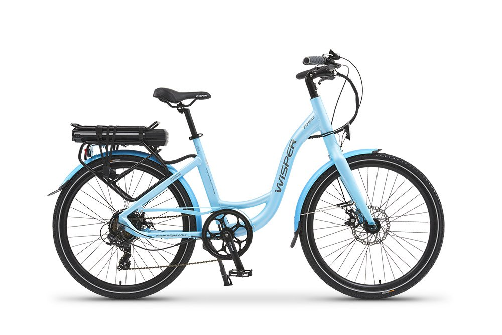 Wisper 705se Electric Bike