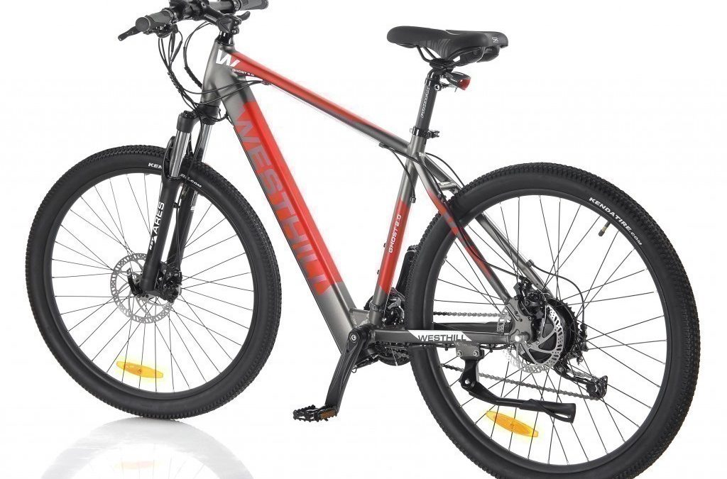West hill Ghost 2.0 Electric Mountain Hybrid Bike