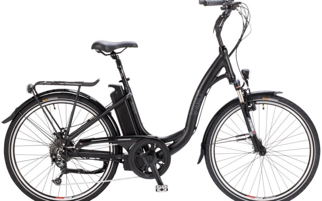 Volt Burlington Electric Bike
