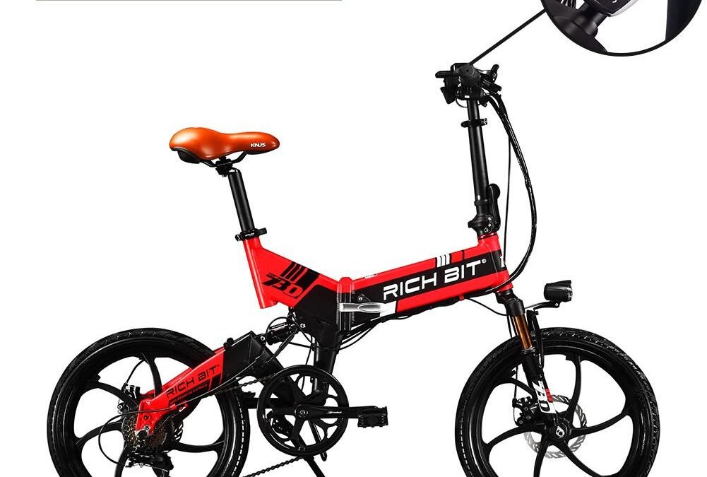Richbit Folding Bike