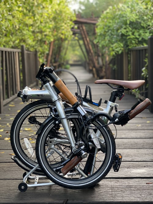 are folding bikes good for long rides