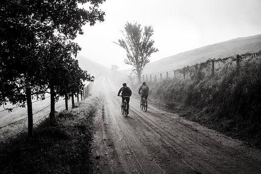 Road Bike vs Mountain Bike for exercise