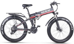 Gunai electric bike