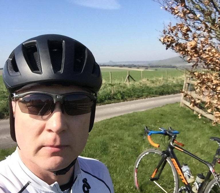 John Lewis's Cycling Story –  The Accidental Cyclist