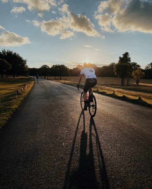 Five Long Distance Cycling Tips by Robbie Ferri