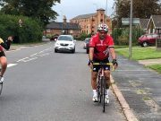 Steve Robinsons Cycling Experience