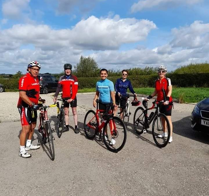 How to lead a group cycle ride by Steve Robinson