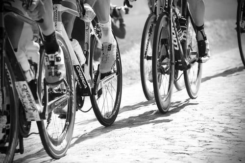 British cycling time trials by Jack Martin