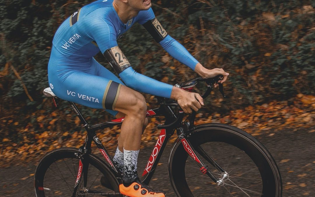 Increase your cycling fitness with these five interval sessions