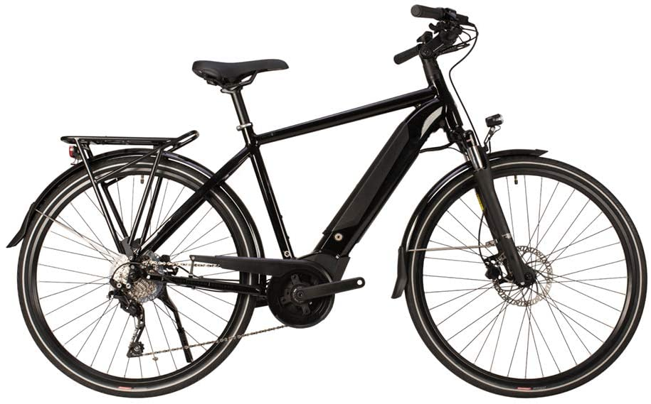 Where are Raleigh electric bike made?