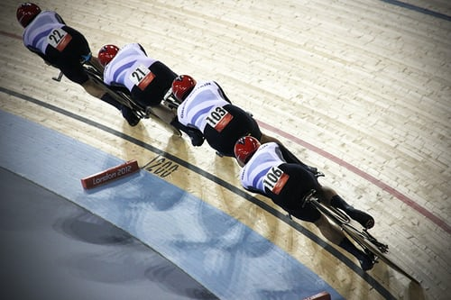 How to get into track cycling by Jack Martin