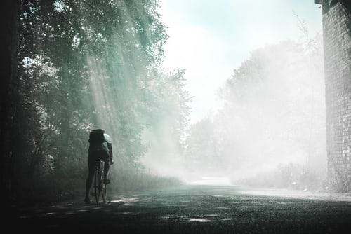Top tips for night time cycling