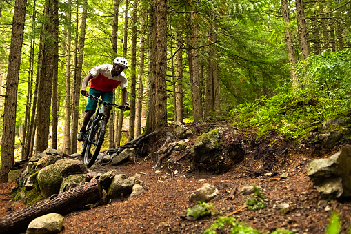 Top 5 adventure mountain biking routes in the UK