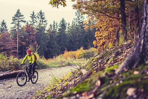 10 Tips for Mountain Biking in Winter